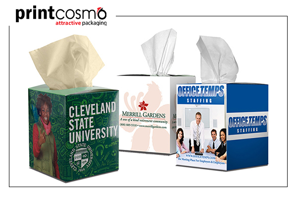 Custom Tissue Boxes