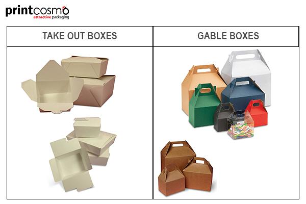 Wholesale Food Boxes