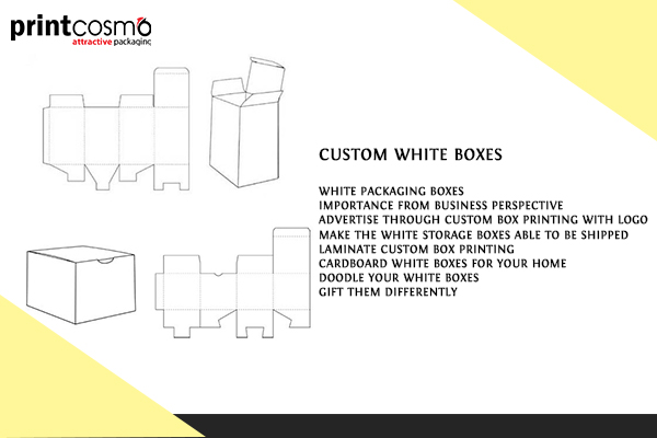 How can You use White Boxes in Different Ways