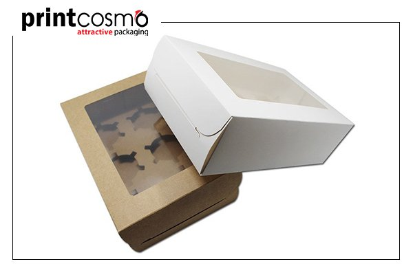 Wholesale muffin boxes