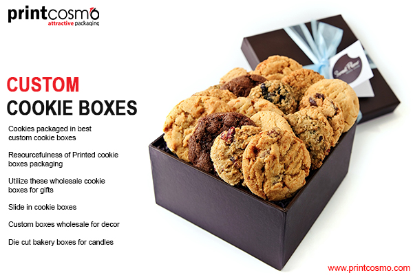 What Type of Cookie Boxes Are Best for your Business at Home or for Bakery