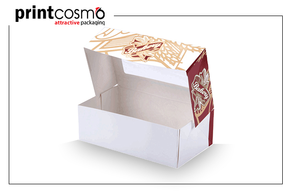 Printed Cookie Boxes