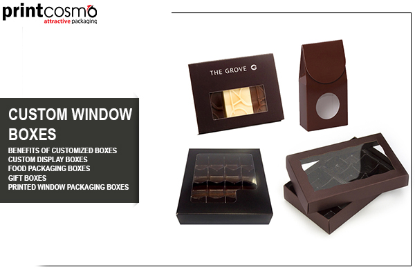 Cardboard Window Boxes for Product Display and Impacts your Clients