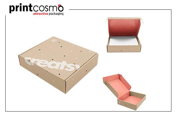 Custom Postage Boxes