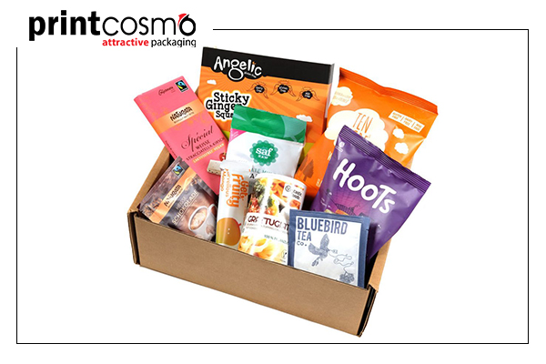 Snack Boxes
