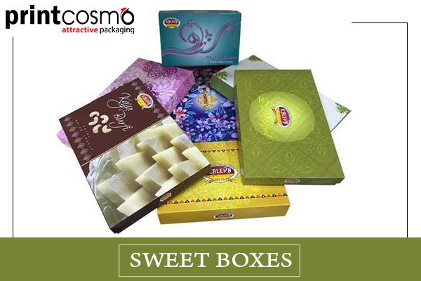 How are Good Quality Sweet Boxes Important for Your Bakery Brand
