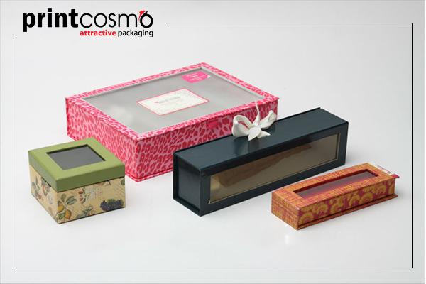 Window Postage Boxes