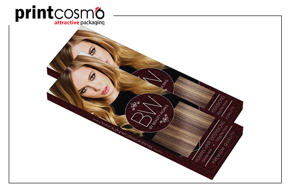 How to Make your Hair Extension Boxes Exceptional?