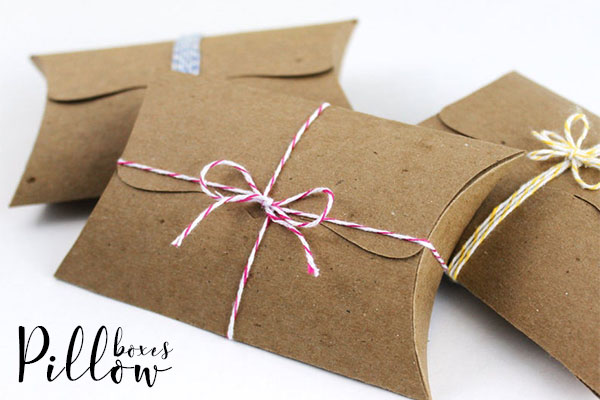 Here's Why You Should Start Using Pillow Boxes to Pack Your Gifts