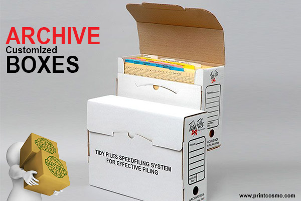 What is the Importance of Good Quality Archive Boxes in the Market