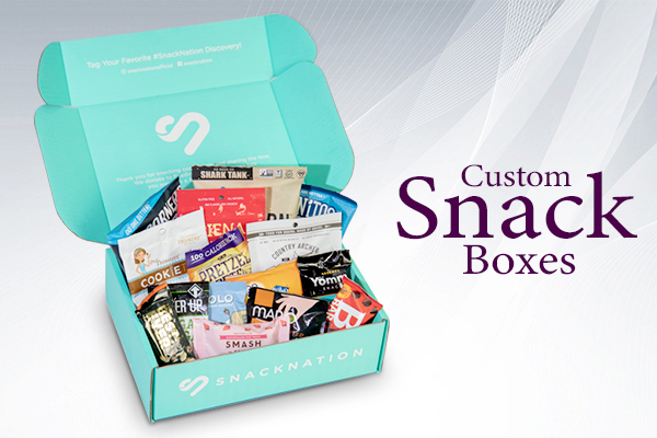 From Where can you Get Premium Quality Personalized Snack Boxes