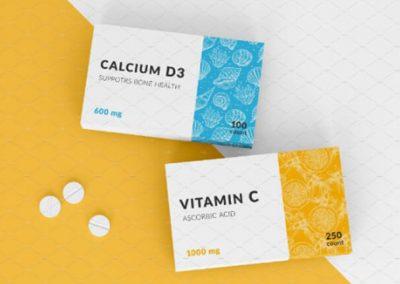 Pharma Boxes Manufacturer USA