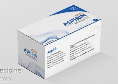 Custom Pharmaceutical Packaging Boxes