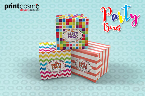 What is the Importance of Premium Party boxes for your Company?