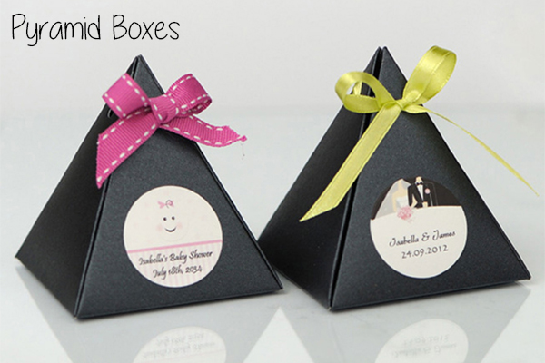Get the Best Pyramid Gift Boxes at Wholesale Rates at PrintCosmo