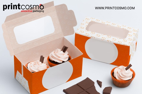 Custom Printed Bakery Boxes to Preserve Your Bakery Products