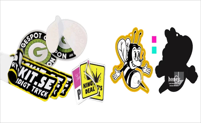 Double Sided Transparent Sticker Wholesale