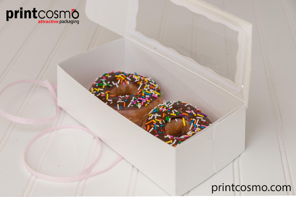 Custom Donut Boxes