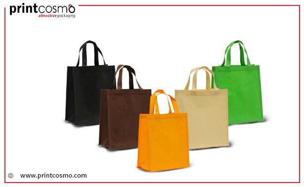 Non-Woven Bags - Custom Printed Non-Woven Totes