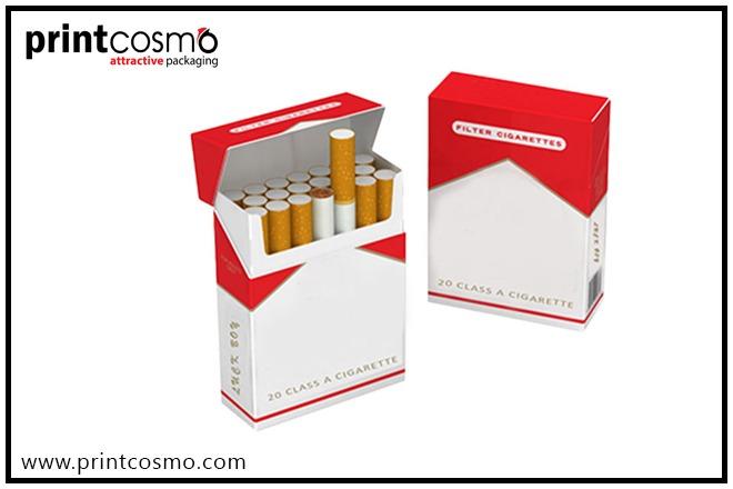 Personalized Cigarette Boxes
