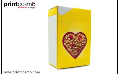 High Quality Packaging of Cereal Boxes