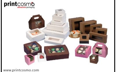 Bakery Boxes-Sweet Packaging For Sweet Products