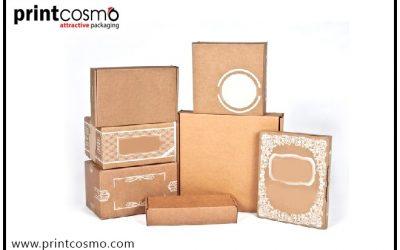 Custom Kraft Packaging & Wholesale Kraft Boxes