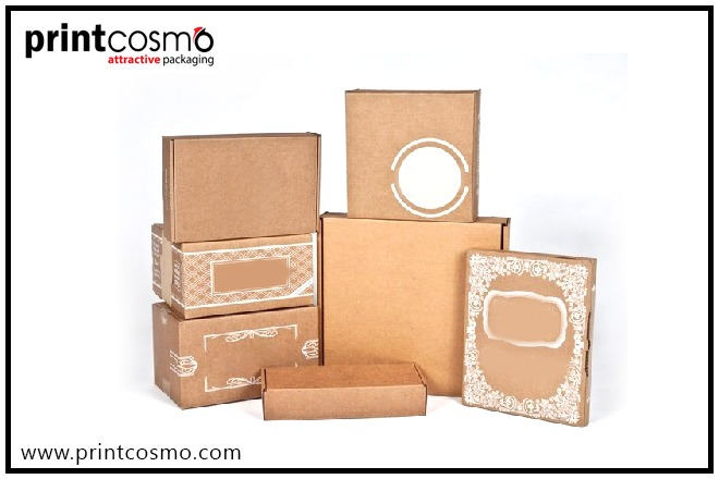 Custom Kraft Packaging & Wholesale Kraft Boxes