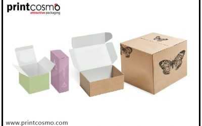 Custom Product Packaging and Custom Product Boxes