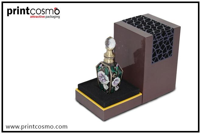 Elegant Designs of Custom Perfume Boxes