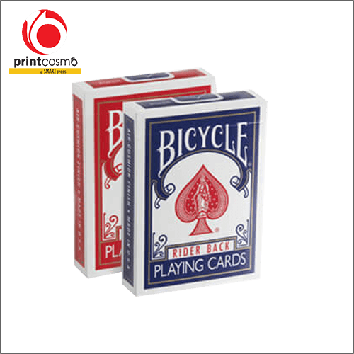 Custom Printed Playing Card Boxes Wholesale