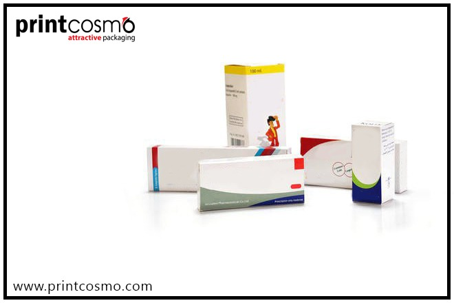Custom Designs Pharmaceutical Packaging Boxes