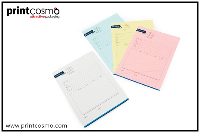 Carbonless Forms NCR Printing | Receipt Books & Invoice