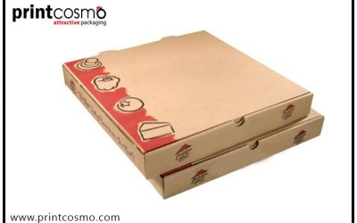 Distinguish your Food Chain by Using Printed Pizza Boxes