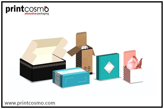 Cosmetic boxes in USA