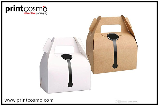 Custom Handle Boxes in USA | Wholesale Handle Boxes Packaging