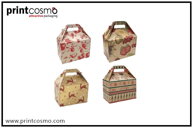 Handle Boxes in USA | Custom Packaging Boxes with Handle