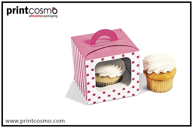 Cupcake Boxes | Single Cupcake Boxes | Cupcake Boxes in USA
