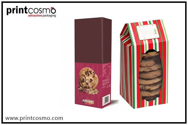 Cookie Boxes – Bakery Packaging Boxes – Cookie boxes in USA