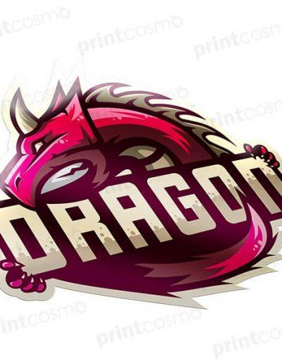 dragon-die-cut-stickers