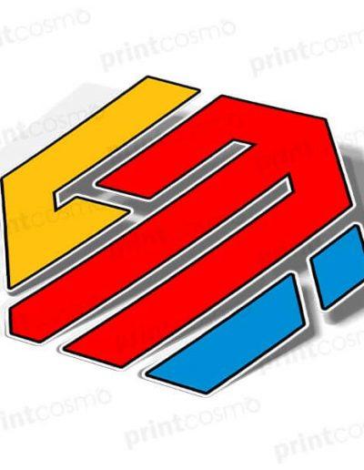 hexagin-die-cut-stickers