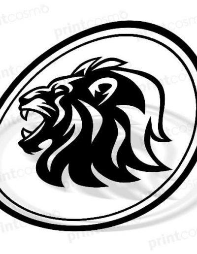 lion-die-cut-stickers