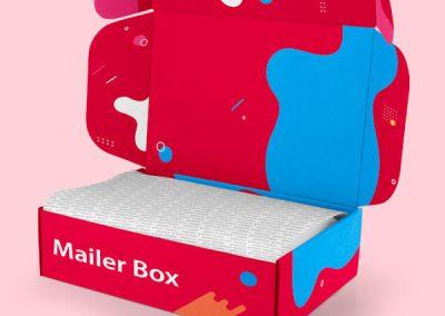 Custom Printed Mailer Boxes wholesale