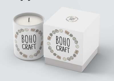 candle packaging wholesale