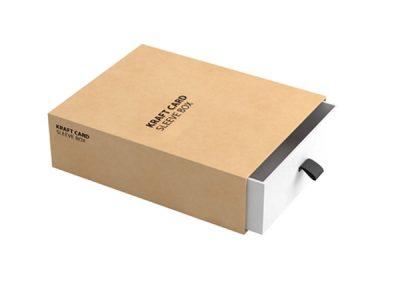 custom kraft paper packaging