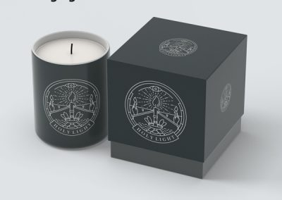 luxury candle packaging boxes