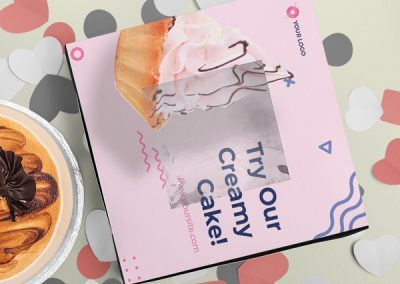 cupcake packaging idea