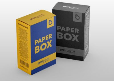 custom paper packaging