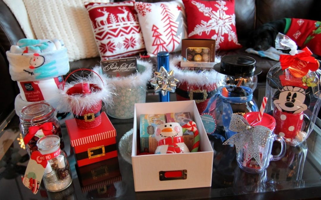 Christmas Gift Ideas with 40 Different Friendly Options