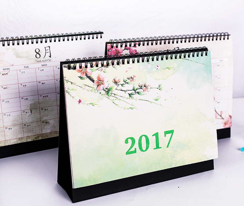 Printed Table Calendar Helps in Business Promotion
